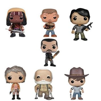 Pop The Walking Dead Figure