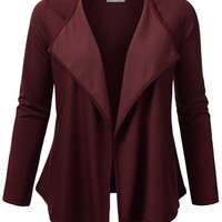 J.TOMSON PLUS Womens Form Fitting Boyfriend Blazer Plus Size