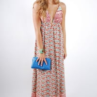 Napa Valley Maxi Dress