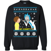rick and morty sweatshirt - get schwifty sweater, hoodie T-Shirt