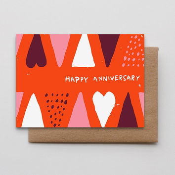Happy Anniversary Cones & Dots