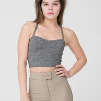 American Apparel - Knit Bralette Top