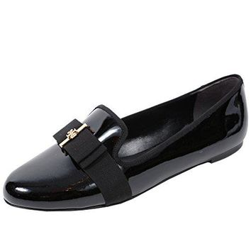 Tory Burch Flat Trudy Slipper Shoes Leather 44474