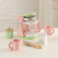 KidKraft Uptown Pastel Coffee Set - 63367