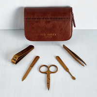 Travel Perfect Primping Manicure Kit by ModCloth