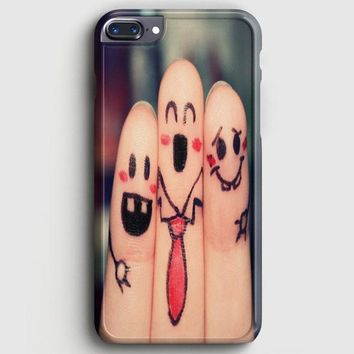 Lovely Fingers iPhone 8 Plus Case