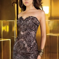 Alyce Paris Homecoming Dress Style 4339