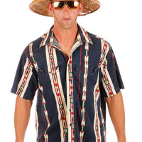 The Redneck of the Rice Field Button Down