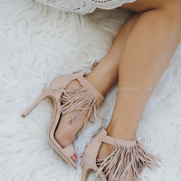 mollini shoes canyon - nude