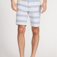 Baja Short - Blue Stripe