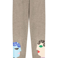 Face To Face Jogging Pants