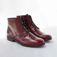 Vagabond Code Brogue Leather Boot-
