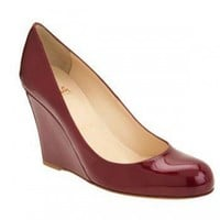 Christian Louboutin Miss Boxe - Cranberry $165,christianlouboutin shoes,christianlouboutin,christian louboutins