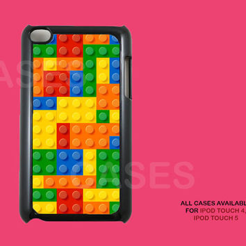 Ipod Touch 4 Case - Lego Ipod 4G Touch Case, 4th Gen Ipod Touch Cases