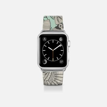 fish mirage mint apple watch band Apple Watch Band (38mm) by Sharon Turner | Casetify