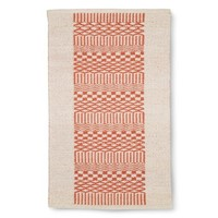 Nate Berkus™ Accent Rug - Ivory/Coral (2'x3')