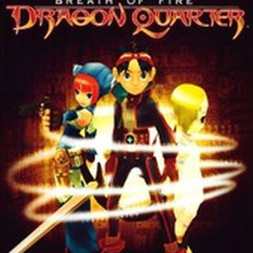 Breath of Fire: Dragon Quarter (Sony PlayStation 2, 2003)