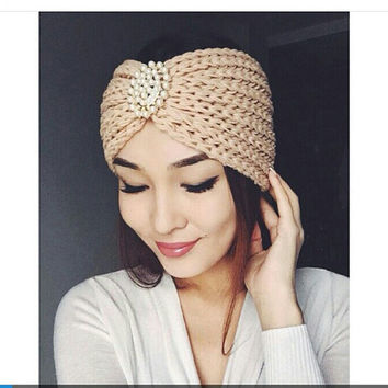 Custom color,Headband, fashion headband, turban,chalma, for her
