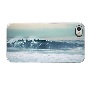 SALE Ocean Waves Iphone Case  Iphone 4 Case Ocean by BreeMadden
