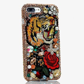 The Tiger and Rose Design (Style 888)