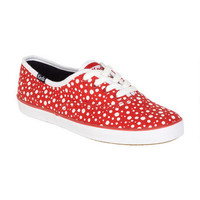 Keds Champion Bubble Dot - Red