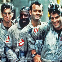 Ghostbusters Movie Cast Poster 11x17