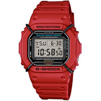 G-Shock Dw5600p Watch Red One Size For Men 25416230001