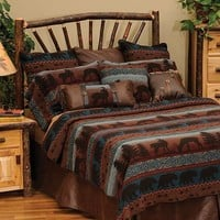 Deer Meadow Bedspread