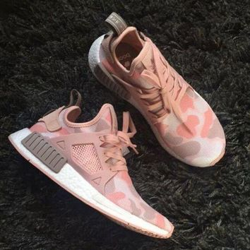 ICIKIJG Adidas NMD XR1 Duck Camo Camouflage Women Fashion Trending Running Sports Shoes