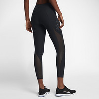 "The Nike Power Legend Women's 28"" Mid Rise Training Tights."