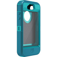 Walmart: OtterBox Defender Case for iPhone 4/4S, Light Teal and Deep Teal