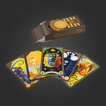 Welovefine:Homestuck Tarot Cards