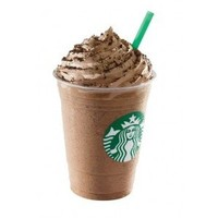 Half-priced Frappuccinos at Starbucks