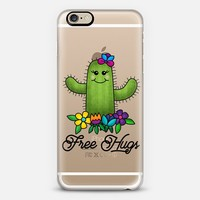 Free Hugs iPhone 6 case by Noonday Design | Casetify