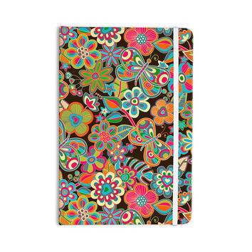 "Julia Grifol ""My Butterflies & Flowers"" Everything Notebook"