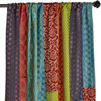 Sari Patchwork Curtain