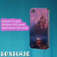 Tangled---iphone 4 case,iphone 5 case,ipod touch 4 case,ipod touch 5 case,in plastic,silicone and  black , white.