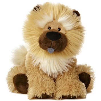 "Aurora World Wuff & Friends Cinnabear Chow Plush, 10"" Tall"