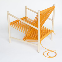LOOM CHAIR - Laura Carwardine
