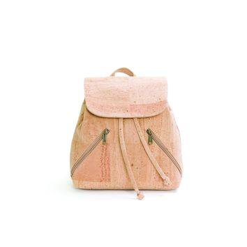 Cork Vegan Backpack