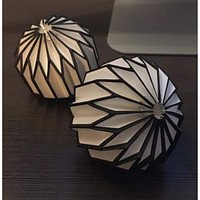 Origami Mini Paper Sculptures (Set of 6)