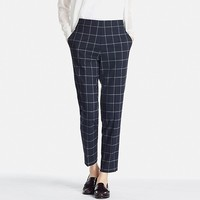 WOMEN SMART STYLE ANKLE LENGTH PANTS