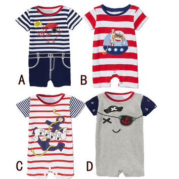 Kids Boys Girls Baby Clothing Toddler Bodysuits Products For Children = 4451412420