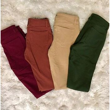 Claribel Signature Pants
