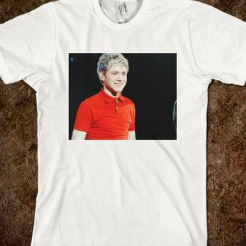 NIALL IN RED