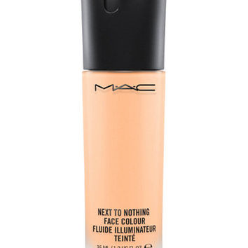 MAC Next to Nothing Face Colour Liquid Foundation | macys.com