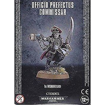 Games Workshop Warhammer 40k Officio Prefectus Commissar