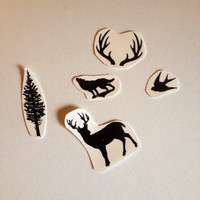 Temporary Tattoos: Nature Pack
