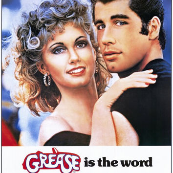 Grease 11x17 Movie Poster (1978)