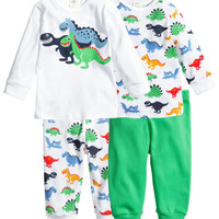 2-pack Pajamas - from H&M